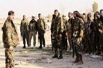 مذاکرات آزادسازی اسرای دربند گروه جیش الاسلام