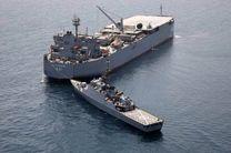 پیام تبریک حجتالاسلام سعیدی بابت بازگشت ناوگروه ۷۵ نیروی دریایی ارتش