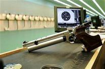 چهارمی تیراندازان ایرانی در میکس تفنگ بادی
