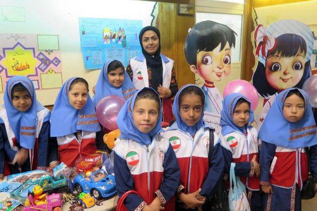 «دستهای مهربان» مهمان نمایشگاه هفته ملی کودک در اصفهان