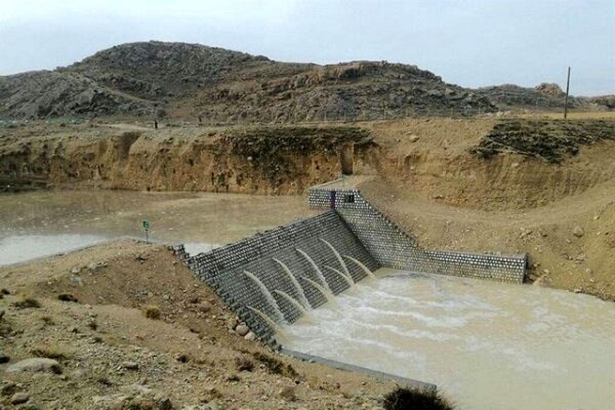 اجرای طرح های آبخیزداری در ۵۰۰ هزار هکتار از عرصه های منابع طبیعی جنوب کرمان