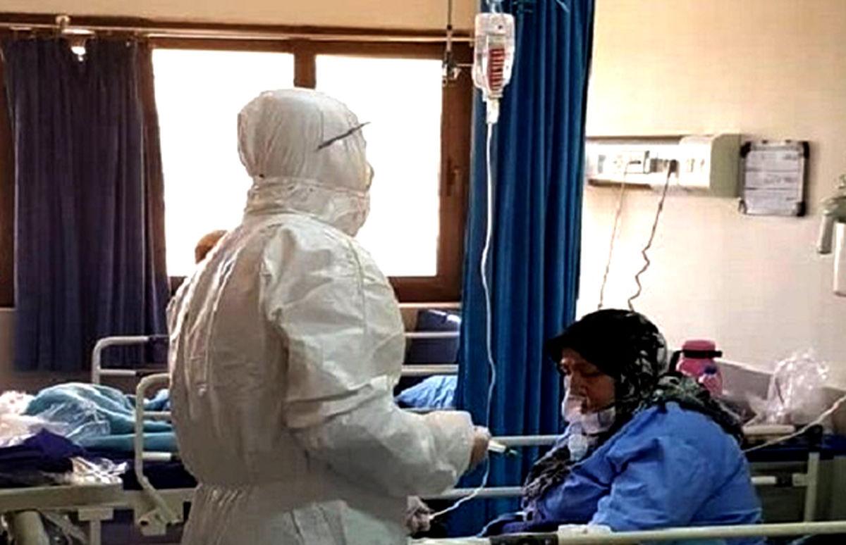 تعداد بیماران کرونایی بستری شده در کاشمر به ۷۰ نفر رسید