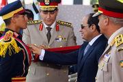 گروهی از افسران ارتش مصر به معترضان مصری پیوستند