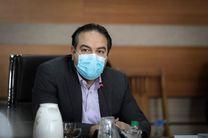 شیب بسیار تند بیماری کرونا در ۱۲ استان کشور