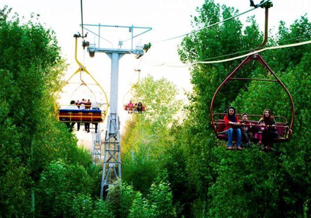 رشد ۲۲ درصدی بازدیدکنندگان مراکز گردشگری ناژوان در نوروز 97