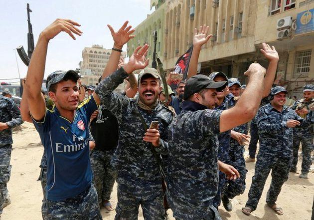 ارتش و نیروهای مردمی عراق مناطقی دیگری از تلعفر را آزاد کردند