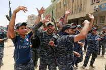 تروریست های داعشی در محاصره نیروهای عراقی