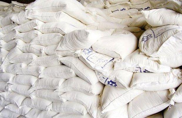 کشف19 تن آرد قاچاق در لاهیجان