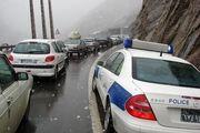 محدودیت های ترافیکی در محورهای رشت - قزوین و آستارا - اردبیل