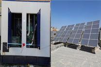 شرکت گاز استان ایلام از طریق ژنراتور و سلولهای خورشیدی به شبکه شهری برق تزریق میکند