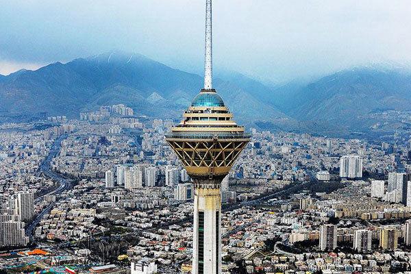 کیفیت هوای تهران در 13 خرداد سالم است