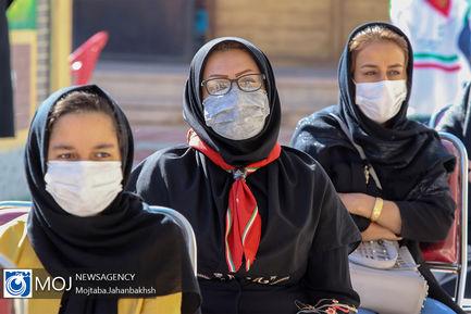 زنگ نیکوکاری با مشارکت کمیته امداد در مدارس استان اصفهان