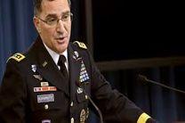ژنرال آمریکایی، روسیه را به حمایت از طالبان افغانستان متهم کرد
