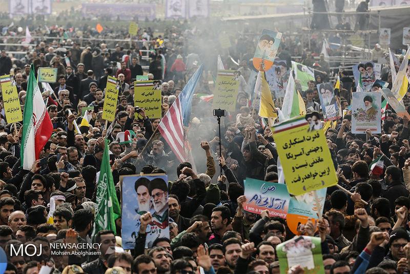 مسیرهای راهپیمایی ۲۲ بهمن مشخص شد
