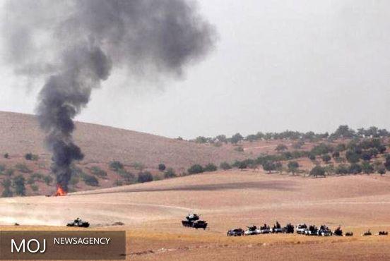 یک تانک دیگر ترکیه در شمال سوریه هدف قرار گرفت