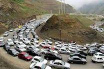 ترافیک پر حجم و روان درپنج محور؛ مسدودی و محدویت تردد در هفت مسیر
