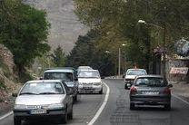 آخرین وضعیت جوی و ترافیکی جاده ها در 24 آبان 98