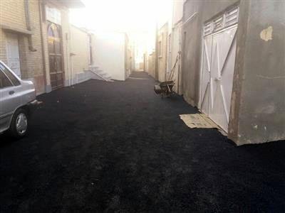 آسفالت وبهسازی بیش از 27هزار مترمربع از معابر و محلات سطح منطقه