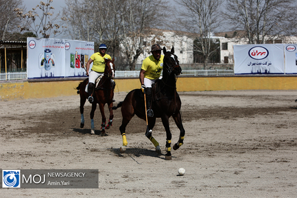 روز پایانی مسابقات چوگان قهرمانی کشور