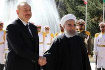 تشکر «علیاف» از ایران در موضوع «قرهباغ»/ تهران و باکو حامی هم هستند