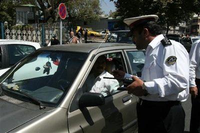 بخشنامه پلیس راهور مبنی بر توقف خودرو بدون مشاهده تخلف ابطال شد