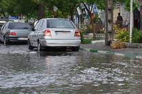 میزان بارش ها در 12 نقطه گیلان  به بیش از 100 میلیمتر رسید/بارش باران شدید در استان گیلان رکورد دار شد