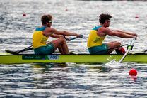 مسابقات قایقرانی دومین روز المپیک به زمان دیگری موکول شد