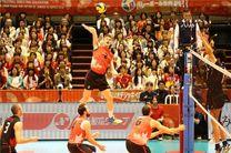 تیم والیبال ژاپن منتظر پیروز دیدار ایران و اندونزی در نیمه نهایی