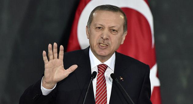 خط و نشان اردوغان برای کشورهای اروپایی
