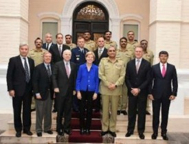 نگاهی به حضور سران افغانستان و پاکستان در نشست ترکمنستان