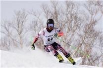 حضور چهار اسکی باز کرهای در مسابقات لیگ بینالمللی آلپاین ایران