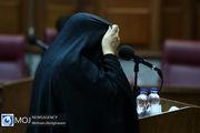 چهارمین جلسه دادگاه رسیدگی به اتهامات شبنم نعمت زاده