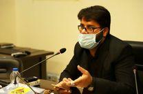 برگزاری ایستگاه مشاوره حقوقی و قضایی در مزار شهدای گمنام امیرچخماق