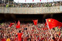چینیها به دنبال گرفتن میزبانی جام جهانی