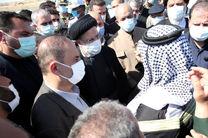 سفر رئیسی به خوزستان و آغاز پروسه بازسازی دولت ملی