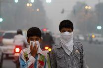 تکرار چندین باره هوای ناسالم اهواز برای گروه های حساس