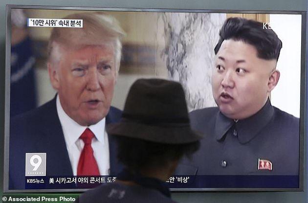سیاست خصمانه آمریکا در قبال کره شمالی موضوع مذاکرات کره شمالی و روسیه