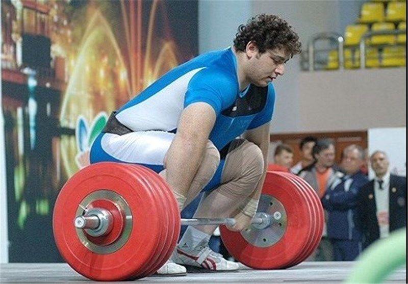 بازگشت رسمی علیحسینی به وزنهبرداری