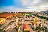 تحقق شعار سال با عبور از تولید ماهانه ۷۰۰هزارتن تختال/ این شرکت طلایه دار شعار «ما میتوانیم» در صنعت فولاد کشور است