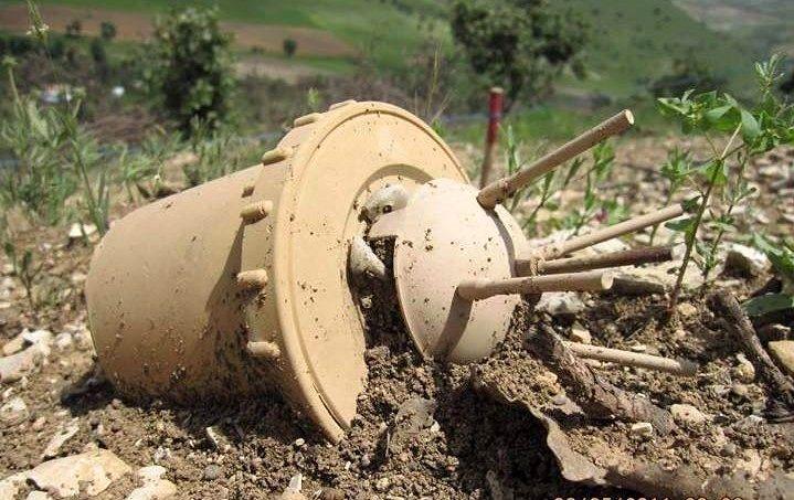 کشته شدن چهار کودک بر اثر انفجار مین در «فاریاب»
