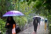 ورود سامانه بارشی جدید به کشور از عصر امروز