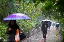 جریانات بارشی در هفته آینده کشور را در بر می گیرد