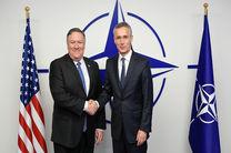 آمریکا و ناتو در مورد مسائل جاری امنیتی با یکدیگر رایزنی کردند