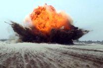 انفجاری مهیب بازارچه مرزی پرویزخان را لرزاند