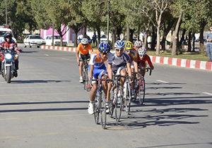 حضور تیم دوچرخهسواری کرمانشاه در رقابتهای کشوری