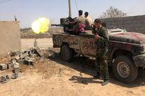 خلیفه حفتر از نیروهای خارجی برای فتح طرابلس استفاده می کند