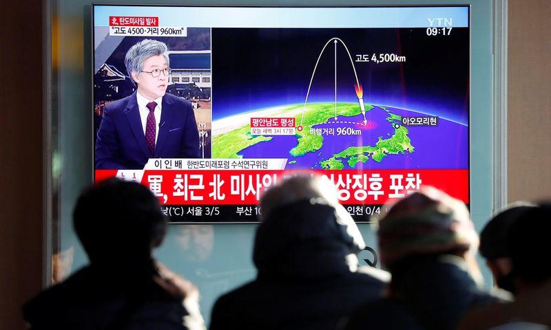 موشک جدید آزمایش شده قابلیت هدف قرار دادن آمریکا را دارد