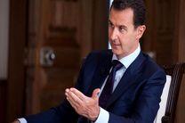 بشار اسد: البغدادی در مرز سوریه و عراق است