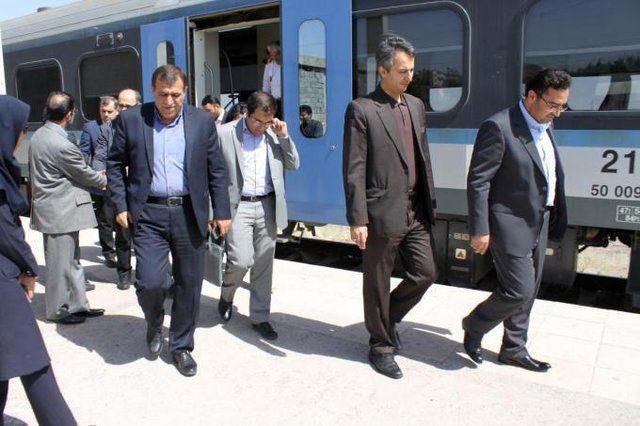 انتقال ایستگاه راه آهن شهر پرند به مرکز شهر