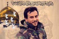 شهادت عکاس مدافع حرم نُجَباء در سوری